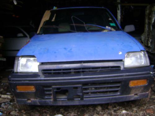 Vendo Daewoo Tico Por Piezas, Año 1998