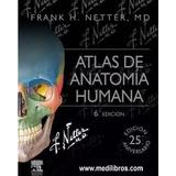 Atlas De Anatomia Humana Netter 6ta Edicion Libro Digital