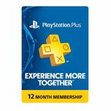 Psplus Cards Playstation Vita, 3 Y 4. Region Usa