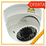 Camara Cctv De Seguridad Domo 700tvl 36led Sony1/3 4-9mm Osd