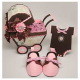 Kit Imprimible  Zapatitos Baby Shower Tarjetas Recuerdos