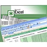 Plantillas De Excel, Administración, Contabilidad De Empresa