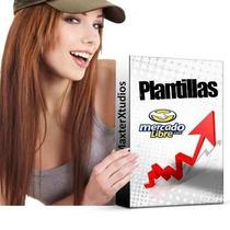 Plantillas Para Mercadolibre 100% Editables