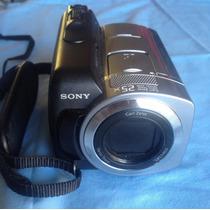 Video Cámara Handycam Sony Dcr-sr85 De 60 Gb De Disco Duro,