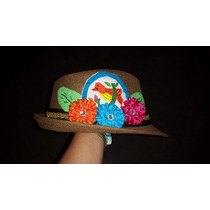 Sombrero De Mola Panameña