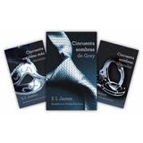 Audiolibro Trilogia 50 Sombras De Grey En Pdf + Mp3 + Bonos