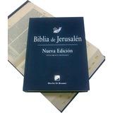 Biblia De Jerusalén Desclée De Brouwer
