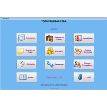 Programa De Facturación,inventario,contabilidad,más Monica 9