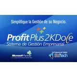 Profit Plus Administrativo, Contabilidad, Nómina,producción