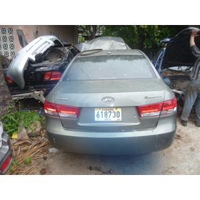 Vendo Hyundai Sonata Año 2008 Por Piezas