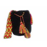 Mochila Wayuu Unicolor