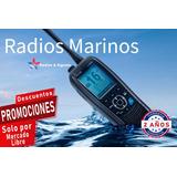 Radios De 2 Vías - Icom - Marinos