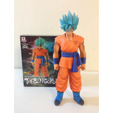 Dragon Ball Z Super Son Goku Azul Grande