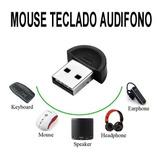 Mini Usb Bluetooth 2.0 Adaptador Inalámbrico Bluetooth Usb