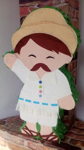 Confecciono Piñatas Y Cotillones Espectaculares