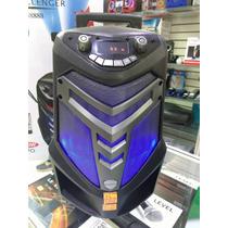 Reproductor Ch-dj8888 Portatil Bluetooth  6 X 44 C/u