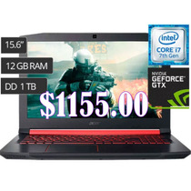 Acer Nitro - 15.6  - An515-51-78zb Intel Core I7 I7-7700hq