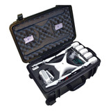 Case Club Waterproof Dji Phantom 4 Drone Wheeled Case Con Ge