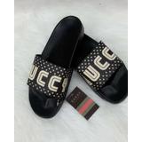 Chancletas Gucci