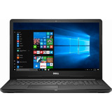 Laptop Dell 15.6  Touch-screen Core I3 8gb Ram 1tb Dd