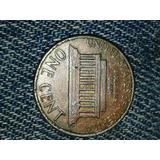 Moneda De 1 Cent De Dolar De Eua