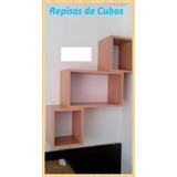 Repisas De Cubos