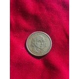 Moneda De 1$ De James Madison 1809-1817 4topresidente De Usa