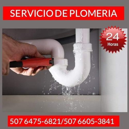 Plomero En Panama, Fontanero, Plomeria