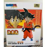 Young Goku Figura De Acción