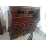 Mueble De 2 Piezas En Caoba Para 18 Gavetas Y Repizero Hogar