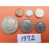 Moneda Antiguas Del Americanas