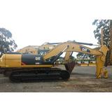 Excavator Caterpillar 336d2lme Ano 2016  3.300hs