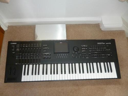 Yamaha Motify Xf6 61keys