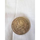 Moneda Medio Balboa 1934