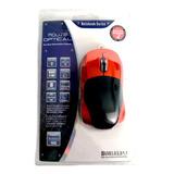 Mouse Carrito Optico Usb 1000dpi  19 01 1033
