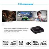 Tv Box Conviert Tu Tv En Smart Tv X96 Mini