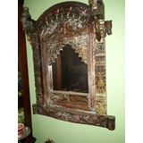 Espejo Decorativo De La India