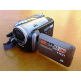 Filmadora Panasonic 60 Gb Con Zoom Optico 50x