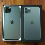 Apple iPhone 11 Pro Max 512gb Verde
