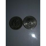 2 Monedas Antiguas De Panamá 1973