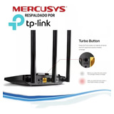 Router Mercusys Rompemuros De 300mbps Mw330hp 3 Antenas 7dbi