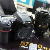 Nikon Eos D7500