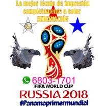 Primer Mundial De Panamá Russia 2018