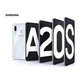 Celular Samsung A20 S 4 G Lte-triple Cámara-3 Ram-32 Rom