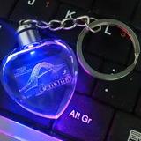Llavero Recuerdo Panama Tallado Cristal Optico Laser 2d