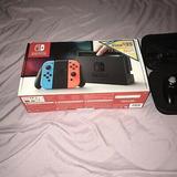 Nintendo Switch Con 4juegos Y Estuve Nuevo Con Garantía