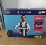 Sony Playstation Ps4 Pro 1tb Consola Con Fifa