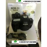Brand New Canon Eos 5d Mark Iii Camera