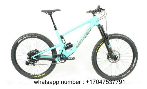Santa Cruz Bicycles Bronson Carbon 27.5 R Mountain Bike