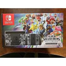 Nintendo Switch Consola Super Smash Bros-50762191581